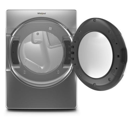Whirlpool - 7.4 cu. ft. Smart Front Load Gas Dryer