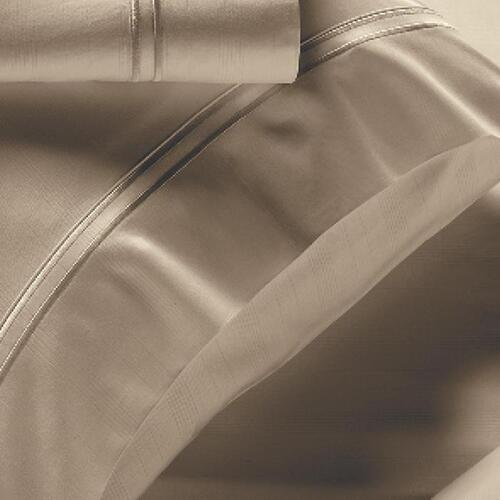 Bamboo Pillowcase Set - Sand / Standard
