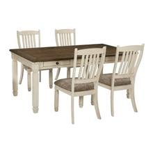 Bolanburg 5 Piece Dining Set