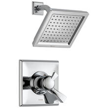 Chrome Monitor ® 17 Series Shower Trim