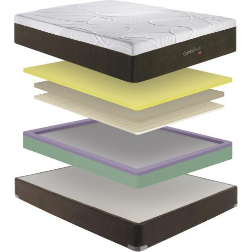 Comforpedic - ComforPedic - Advanced Collection - Mystic - Firm - Queen