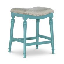 Lockhart Counter Stool Blue