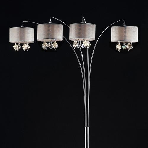 Furniture of America - Calypso Arch Lamp