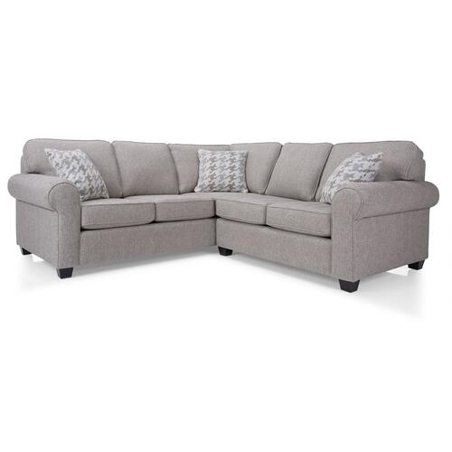 2578 RHF Loveseat