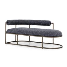 Lyon Navy Cover Bettie Chaise