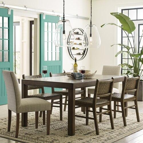 "Island House 72"" Dining Table"