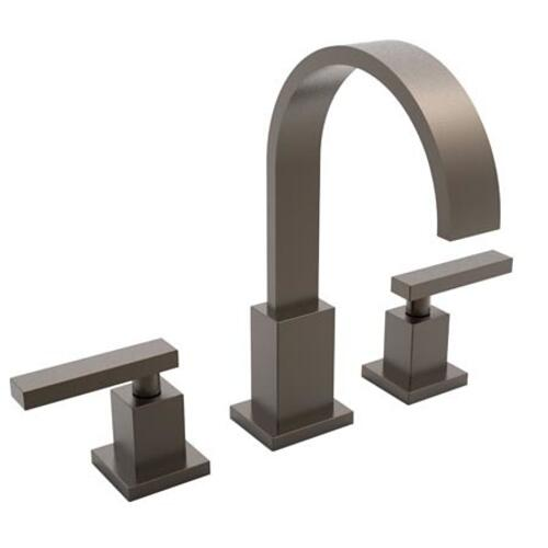 Newport Brass - Weathered Brass Widespread Lavatory Faucet