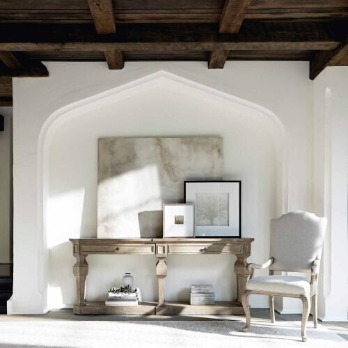 Bernhardt - Villa Toscana Console Table in Criollo (302)