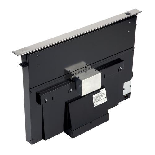Broan - Broan® 36-Inch Telescopic Downdraft System, Stainless Steel