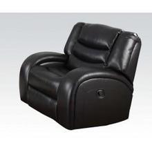 Product Image - Black Bonded Recliner @n
