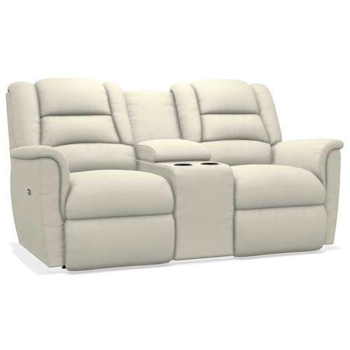 Murray Power Reclining Loveseat w/ Console