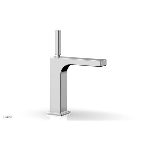 MIX Single Hole Lavatory Faucet, Blade Handle 290-06 - Polished Chrome