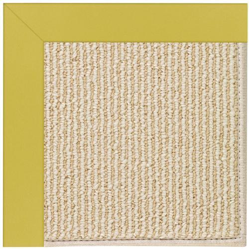 Creative Concepts-Beach Sisal Canvas Lemon Grass Machine Tufted Rugs