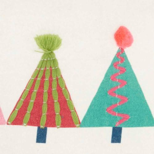"Holiday Pillows Ac022 Multicolor 12"" X 20"" Throw Pillow"