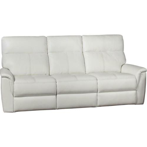 Parker House - REED - PURE WHITE Power Sofa