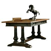 7-2340 Tuscan Estates Trestle Desk Product Image