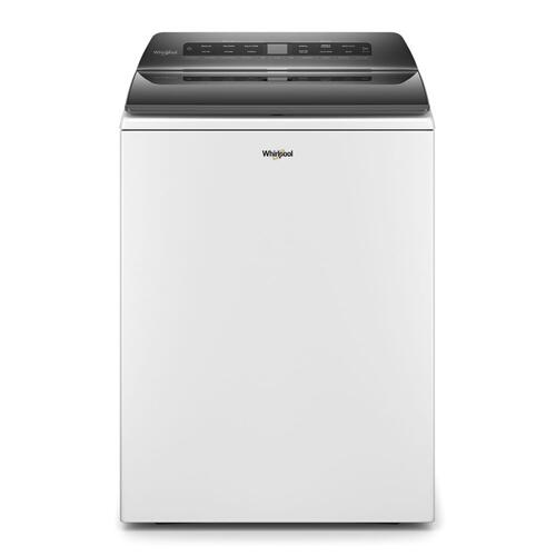 Whirlpool - 4.7 cu. ft. Top Load Washer with Pretreat Station