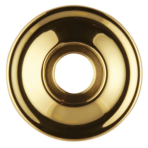 Baldwin - Non-Lacquered Brass 5017 Estate Rose
