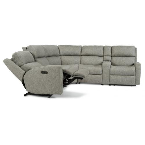 Catalina Power Reclining Sectional with Power Headrests
