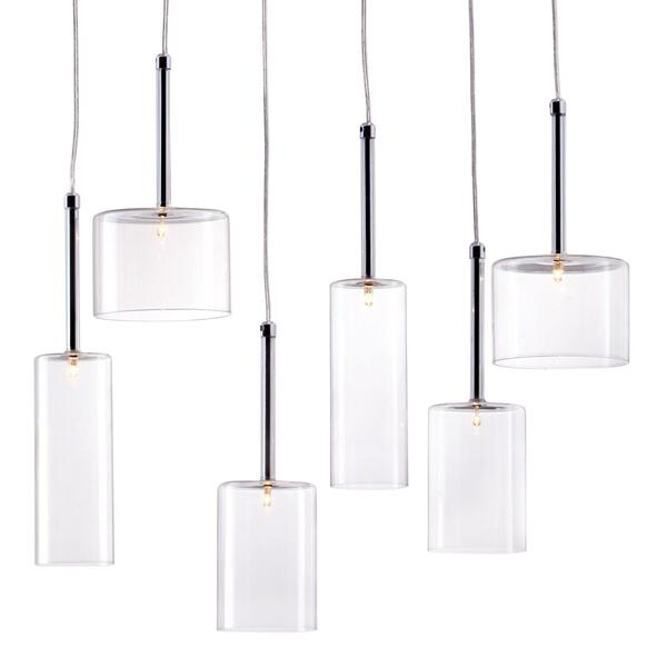 See Details - Hale Ceiling Lamp Clear