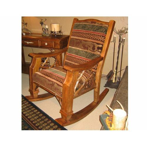 Whitetail Ridge Rocker Chair