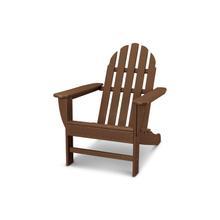 Teak Classic Adirondack Chair