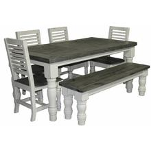 See Details - Ww/123a Farmhouse Dining