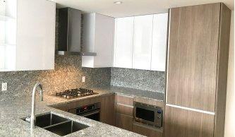 """24"""" T-shape chimney wall hood with Variable Air Management"""