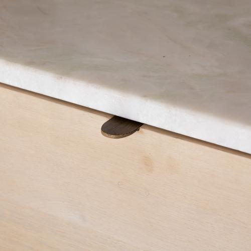 Bianca Bar Cabinet-pale Washed Oak