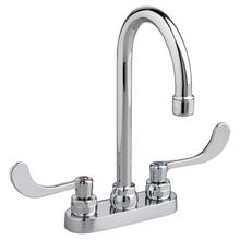Monterrey 4-inch Centerset Faucet - 1.5 gpm with Laminar Flow - Polished Chrome