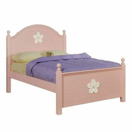 ACME Floresville Full Bed - 00730F - Pink