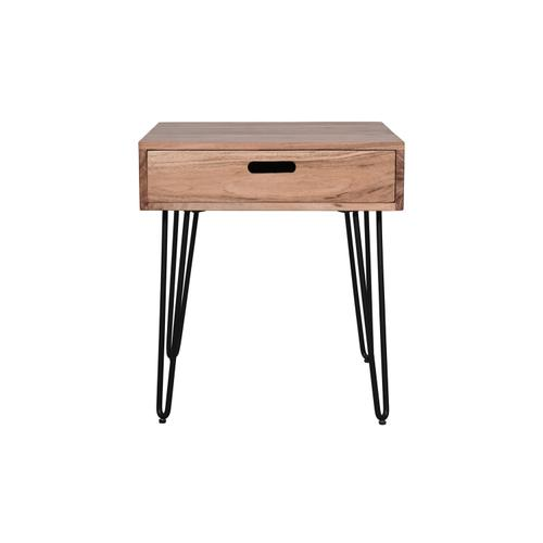 Rollins End Table W/ Drawer