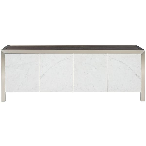 See Details - Decorage Entertainment Console in Cerused Mink (380)