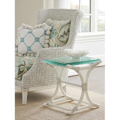Dania Sea Glass End Table