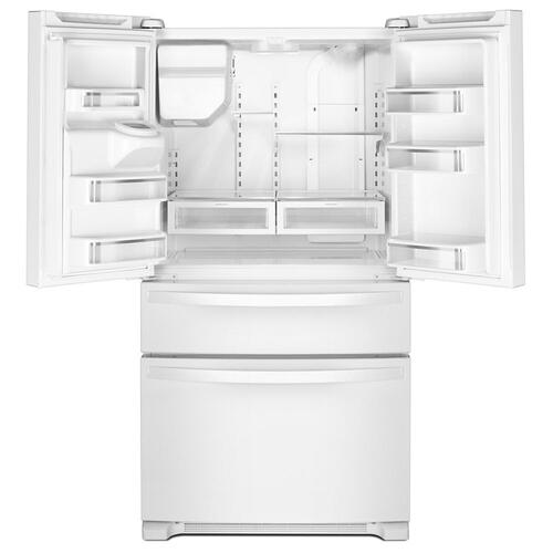 Whirlpool Canada - 36-Inch Wide French Door Refrigerator - 25 cu. ft.