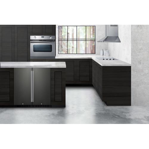 """15"""" Wide Built-in All-refrigerator"""