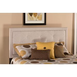 Hillsdale Furniture - Becker Twin Headboard - Cream Fabric
