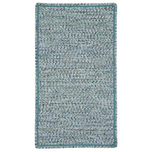 Capel Rugs - Sea Glass Ocean Blue