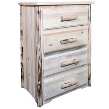 View Product - Montana Collection 4 Drawer Chest of Drawers