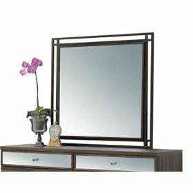 ACME Adrianna Mirror - 20954 - Walnut