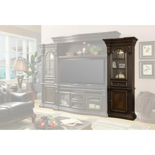 See Details - BELLA Right Pier and Upper Bridge Back panel