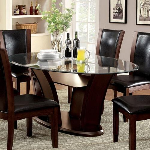 Gallery - Manhattan Oval Dining Table