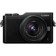 View Product - LUMIX GX850 4K Mirrorless ILC Camera, 12-32mm Mega O.I.S. lens kit, 16 Megapixels, 4K 30p Video, 4K PHOTO, WiFi - DC-GX850K - BLACK