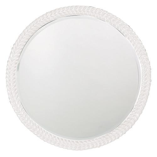 Howard Elliott - Amelia Mirror - Glossy White