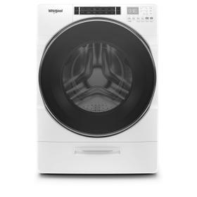 5.0 cu. ft. Front Load Washer with Load & Go™ XL Dispenser White