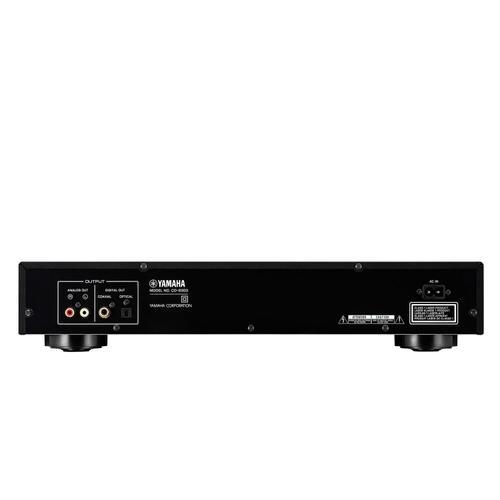Yamaha - CD-S303 Black CD Player