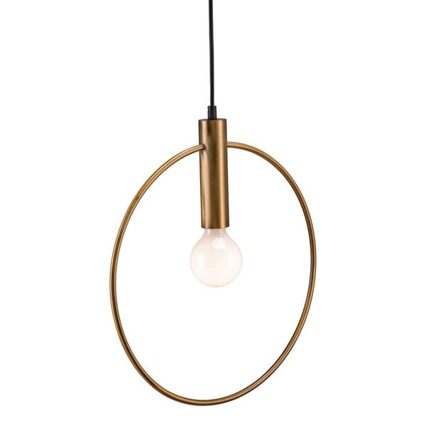 See Details - Irenza Ceiling Lamp Gold