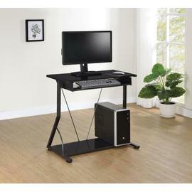 See Details - Transitional Computer Desk