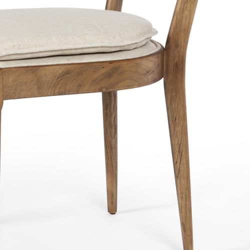 Toasted Nettlewood Finish Britt Dining Chair
