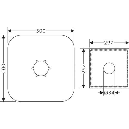 Tile Sealing Foil, F/S tubfillers